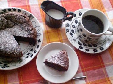Gateau chocolat*
