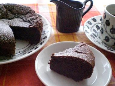 Gateau chocolat***