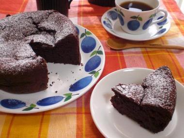 Gateau chocolat**