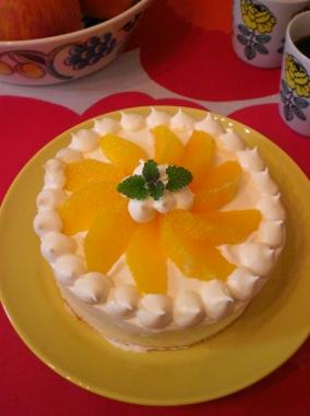orange cake×TEEMA yellow*