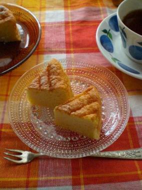 mini chiffon cake*