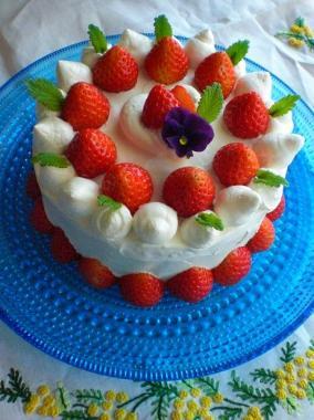 nyugakuiwai*cake