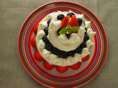 mini 2dan cake