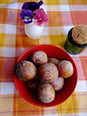 okara doughnut