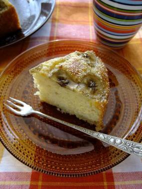 TEEMA brown×banana cake×kastehelmi