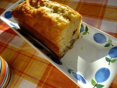 marrons&rumraisin cake