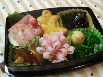 お弁当(予備日)