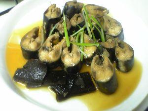 081207HP秋刀魚の生姜煮