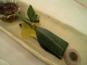 081212ニューオークラ・前菜