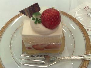 090201明治記念館・ショートケーキ