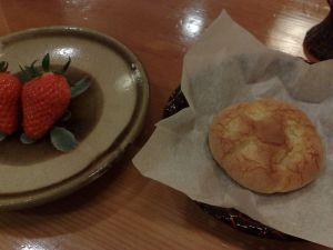 090305いわしや・フライ定食デザート