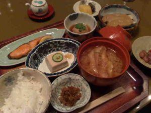 090323近又・朝食