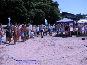 090726ビーチ相撲・集合
