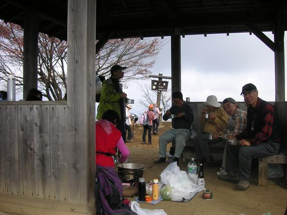 棒ノ峰山頂