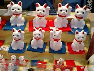 豪徳寺の福猫