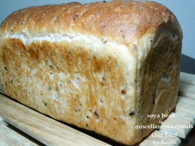 20080525豆&雑穀パン