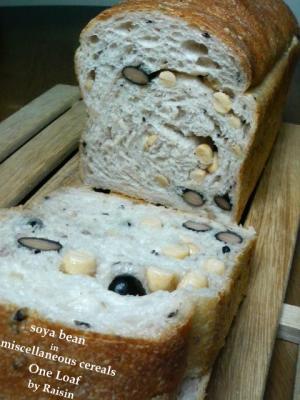 20080525豆&雑穀パン01