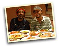 アフリカ料理 SAFARI