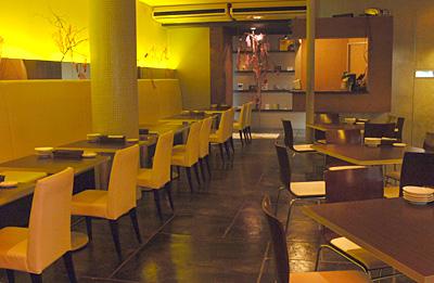 サルオンカフェ 店内