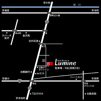 ルミネ 地図