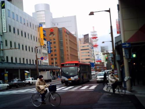 新潟のバス
