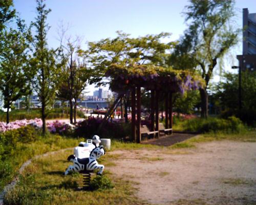 小さいけどステキな公園
