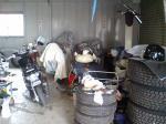 モンキー ガレージ 1