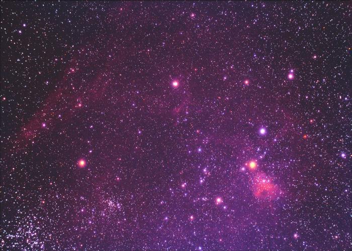 アリクイ星雲