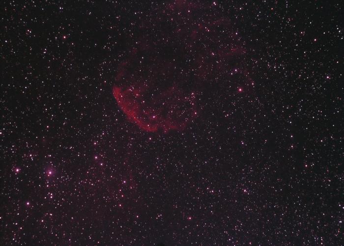クラゲ星雲トリミング