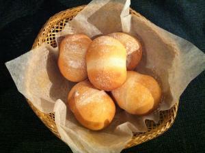 第1回目家で焼いたパン