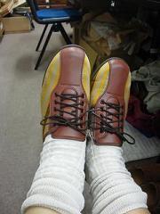 博多織くつ黄