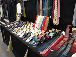ネクタイ売り場