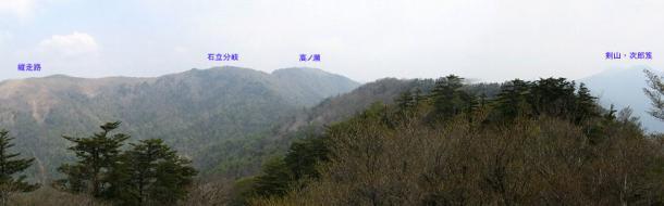 3剣山方面のコピー