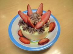 簡単ケーキ