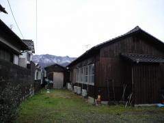 雪山と教会08