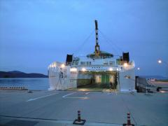 池田港 船