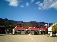 幼稚園と寒霞渓1