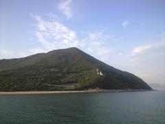釈迦ケ浜灯台