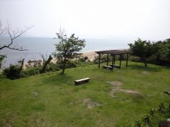 釈迦ケ浜休憩所