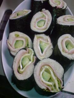 さお'オリジナルサンドイッチ