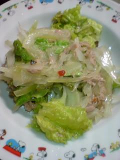 MIXな野菜たち~