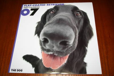 2007 THE DOGカレンダー