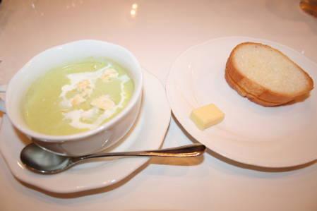 スープ&パン