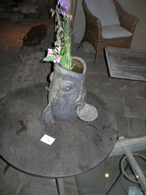 メバルの花瓶