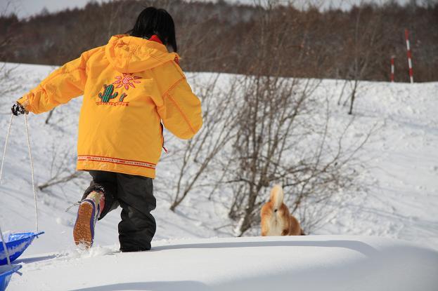 21 2月22日 雪遊び 072