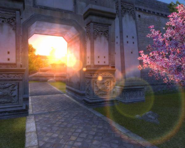綺麗な夕日ゲット
