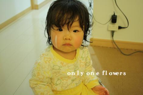 一花 生後1歳5ヶ月