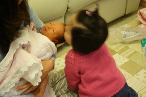 私と娘たち♪