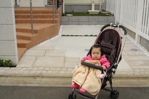 2日ぶりのお散歩♪