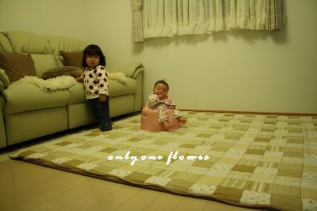 小さな姉妹♪